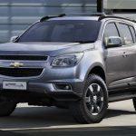 Chevrolet Trailblazer 2013 é apresentada, e chega ao Brasil neste ano