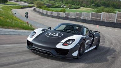 Porsche-918-Spyder-Prototype-1