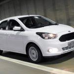 Novo Ford Ka chega por R$ 35.390