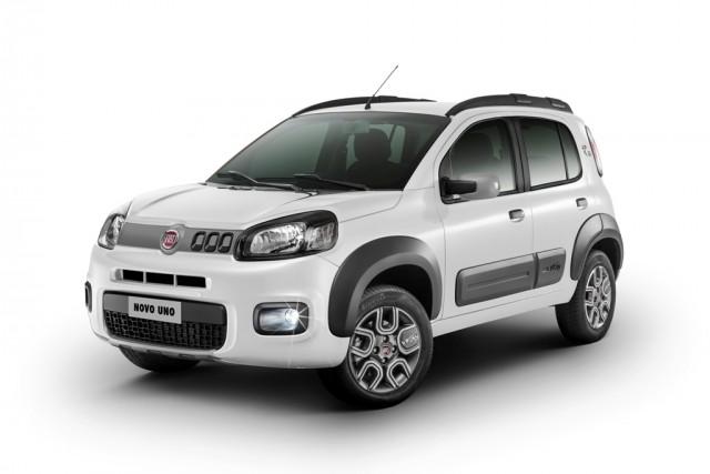 Fiat lança Novo Uno Rio 450