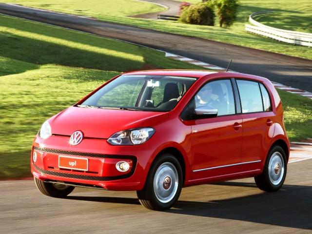 VW up! tem produção suspensa
