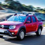 Renault: Duster Oroch, Logan e Sandero sobem até R$ 1.520